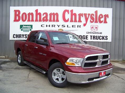 Bonham Chrysler Dodge Jeep by The All New 2011 Dodge Ram 1500 Has Been Delivered To