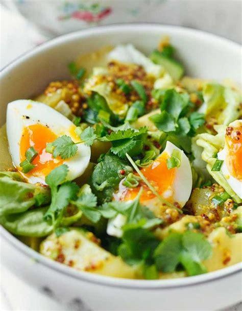 cuisiner la salade verte 1000 idées sur le thème salade de pommes de terre et d