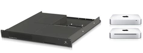 mac mini rack sonnet rackmac mini xserver price specs and release for