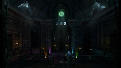 Dungeon Week The Ethereal Aura Of The Forest Temple