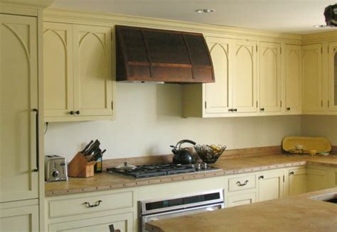 handcrafted custom copper range vent stove hood usa