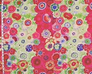 Retro Boho Floral Fabrics- New! Brickhouse Fabrics