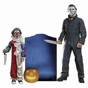 Halloween Michael Myers Evolution of Evil 2-Pack - NECA ...