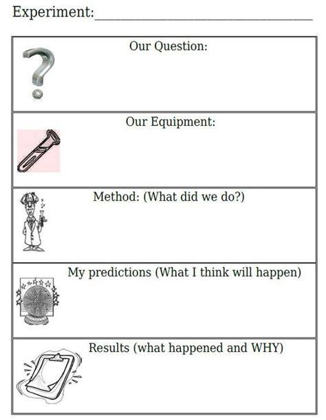 image result  science journal  kids printable