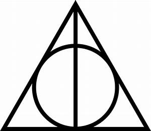 Circle Inside Triangle Symbol Meaning