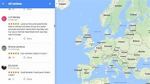 Google Maps lets people review continents, guess what happened
