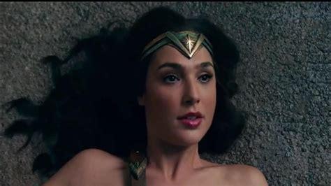 Justice League Movie Clip  Wonder Woman Vs Steppenwolf
