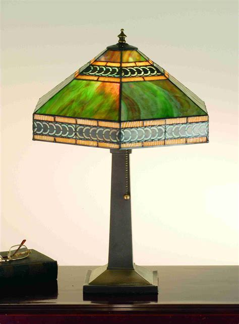 Stained Glass Lamp Patterns Lighting  Ceiling Fans