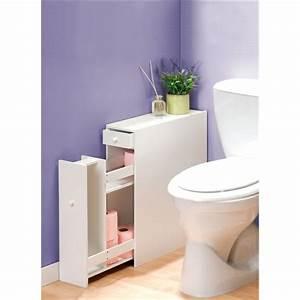 Meuble Salle De Bain Gifi : le meuble wc ~ Dailycaller-alerts.com Idées de Décoration