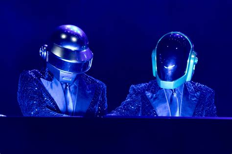Why Helmets Covered Daft Punk's Faces for 28 Years
