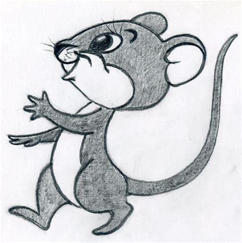 draw cartoon mouse   enjoy
