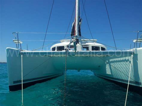 Catamaran Vs Boat by Sailing Boat In Ibiza Vs Catamaran