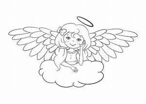 Engel Auf Wolke Schlafend : besten engel auf wolke malvorlage ~ Bigdaddyawards.com Haus und Dekorationen