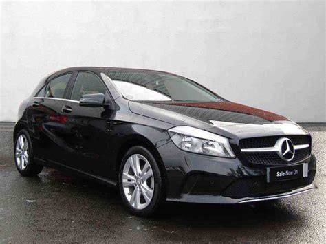 Classified ad with best offer. Used 2016 MERCEDES-BENZ A CLASS A180d Sport Executive 5dr Auto for sale in Glasgow | Pistonheads