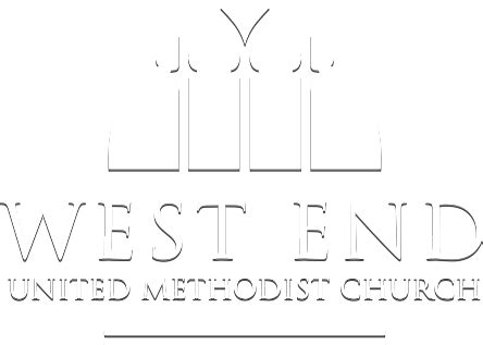 west end united methodist church 183 home 671 | logo white w shadow