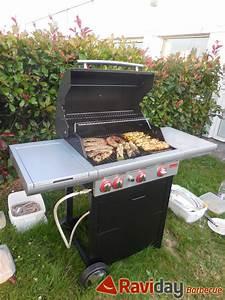 Comment Nettoyer Une Grille De Barbecue Tres Sale : barbecue gaz barbecook spring 350 montage test et avis ~ Nature-et-papiers.com Idées de Décoration