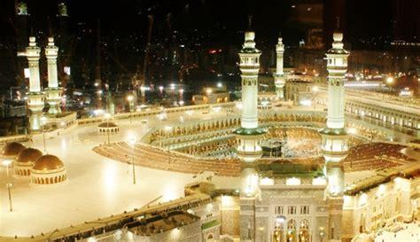 fakta  masjidil haram  kamu  tahu
