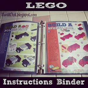 Swellchel Does Pinterest  Owner Manual Binder And Lego