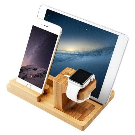 iPad Charging Stand Apple iPhone Watch