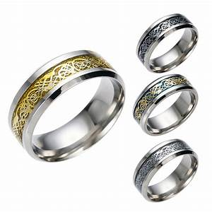 online get cheap celtic wedding rings sets aliexpresscom With dragon wedding ring sets