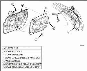 2006 Pt Cruiser Wiring Diagram Door  Wiring  Wiring