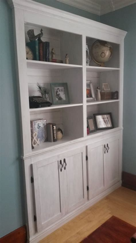 ana white shanty sideboard  hutch built  diy projects