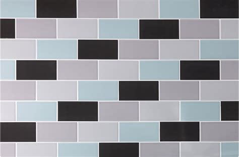 high gloss wall tiles arctic grey mini brick glazed ceramic wall tile with a high gloss finish