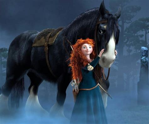 231 Best Images About Brave- Merida On Pinterest