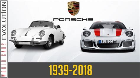 wce porsche evolution   youtube