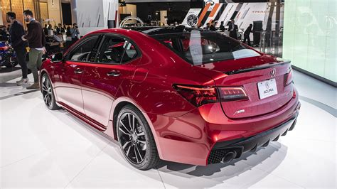 Acura Tlc Pmc Hand-built Edition Priced Over ,000