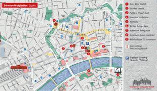 Ģeogrāfiskā karte - Frankfurte pie Mainas (Frankfurt am ...