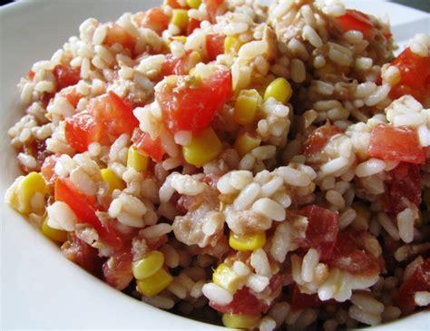 cuisine été cuisine salade de riz