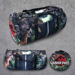 Boats And Hoes Duffle Bag by Like Mike White Singlet Reco