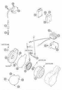 Ktm Fiche Finder Ignition System Kokusan 625640 Lc4 Spare