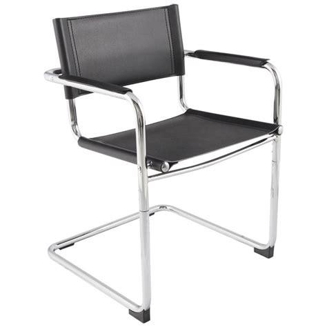 chaises de bureau design chaise de bureau design tahiti noir