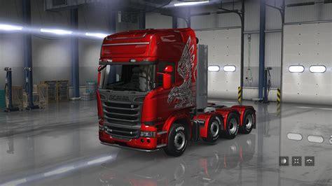 scania trucks    ats mod