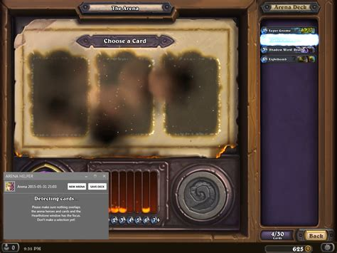 Hearthstone Deck Helper Github by Github Corlettb Arena Helper A Plugin For Hearthstone