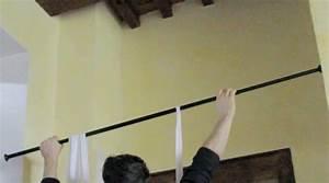 Tringle A Rideau 3m : barre a rideaux sans percer image pro style ~ Dallasstarsshop.com Idées de Décoration