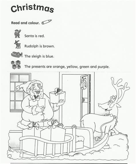 english buddies esl christmas worksheets