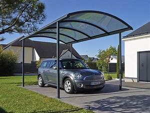 Car Port Alu : abri voiture en aluminium carports ~ Melissatoandfro.com Idées de Décoration