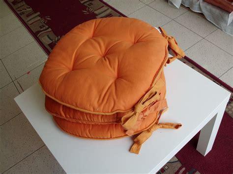 cuscini rotondi zerbini su misura cuscini per le sedie da cucina