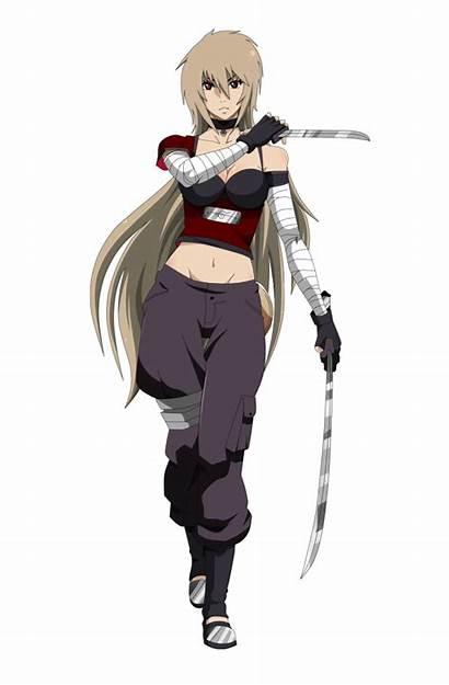 Kunoichi Naruto Anime Tu Medusa Sasuke Hija