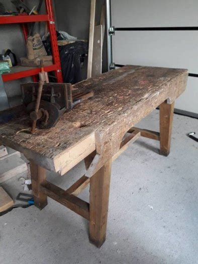 woodwork bench   record vice  sale