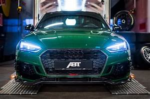 Introducing The Abt Sportsline Audi Rs5