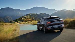 Ford's Mustang Mach-E California Route 1 trim gets final EPA range estimate – Techno at Best