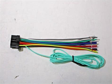 pioneer sph da120 wire harness new cr2 ebay