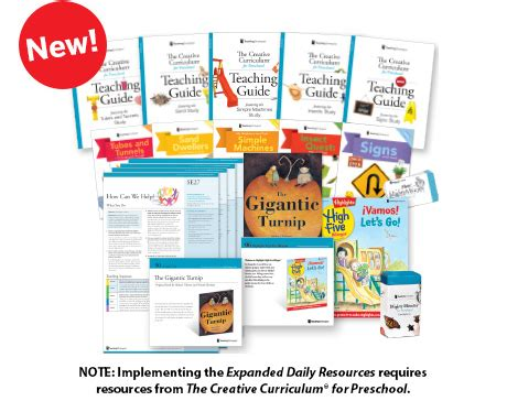 teaching strategies llc the creative curriculum 174 for 415 | product 2125