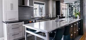 cuisine modernes cabinetry With cuisine