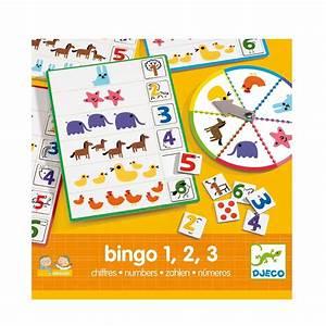Jeux Enfant 4 Ans : jeu ducatif bingo chiffres djeco pour enfant de 4 ans 6 ~ Dode.kayakingforconservation.com Idées de Décoration