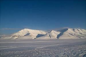 Panoramio Photo Of Svalbard Mountains